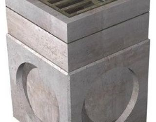 Дождеприемник из бетона джейми бетон